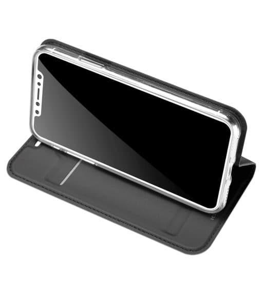 Apple iPhone 8 Dux Ducis Skin Pro Series, Harmaa.