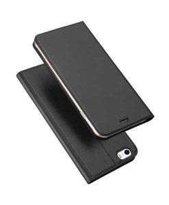 Apple iPhone SE/5s/5 Dux Ducis Skin Pro Series, Harmaa.