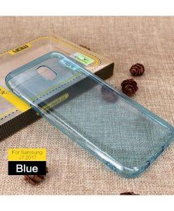 Samsung Galaxy J7 (2017) MOFI Ultra Thin, Sininen.