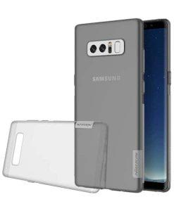Samsung Galaxy Note 8 NILLKIN 0.6mm TPU Case, Harmaa.