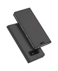Samsung Galaxy Note 8 Dux Ducis Skin Pro Series, Harmaa.