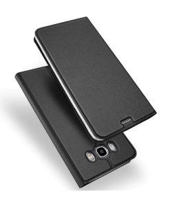 Samsung Galaxy J5 (2016) Dux Ducis Skin Pro Series, Harmaa.