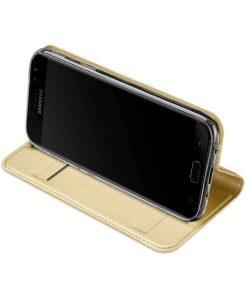 Samsung Galaxy J3 (2017) Dux Ducis Skin Pro Series, Gold.