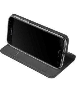 Samsung Galaxy J7 (2017) Dux Ducis Skin Pro Series, Harmaa.