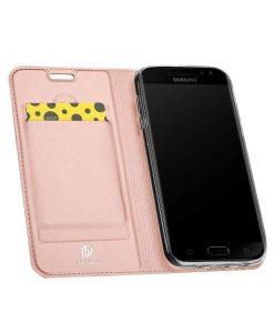 Samsung Galaxy J7 (2017) Dux Ducis Skin Pro Series, Rose Gold.