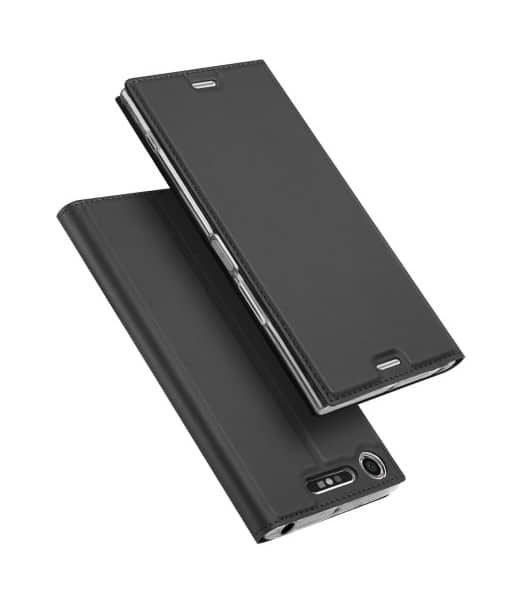 Sony Xperia XZ1 Dux Ducis Skin Pro Series, Musta.