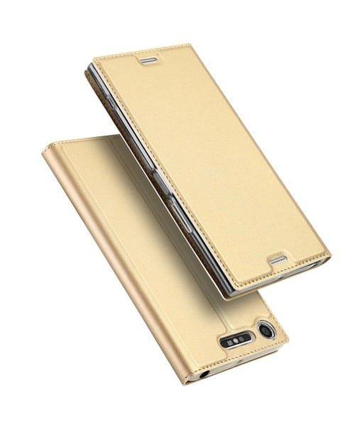 Sony Xperia XZ1 Dux Ducis Skin Pro Series, Gold.