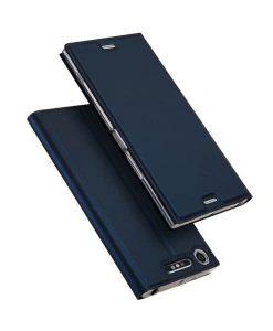 Sony Xperia XZ1 Dux Ducis Skin Pro Series, Dark Blue.