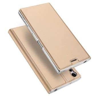 Sony Xperia XZs/XZ Dux Ducis Skin Pro Series, Gold.