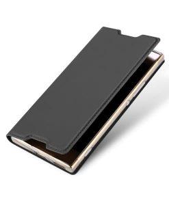 Sony Xperia XA1 Dux Ducis Skin Pro Series, Harmaa.