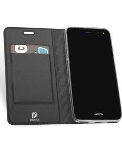 Huawei Y6 (2017) Dux Ducis Skin Pro Series, Harmaa.