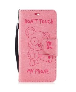 Huawei Y6 (2017) Bear Magnetic Wallet Case, Pink. 100 16.90 € Y6 (2017) https://www.ttkauppa.fi/tuote/huawei-honor-8-pro-wallet-leather-case-musta/ Y6 (2017), Y6 (2017) Lompakkokotelo