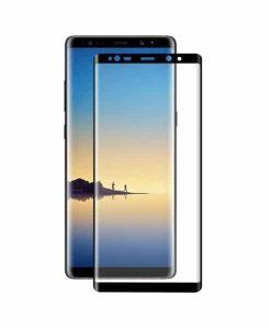 Samsung Galaxy Note 8 HAT PRINCE Full Panssarilasi, Musta.