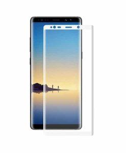 Samsung Galaxy Note 8 HAT PRINCE Full Panssarilasi, Valkoinen.