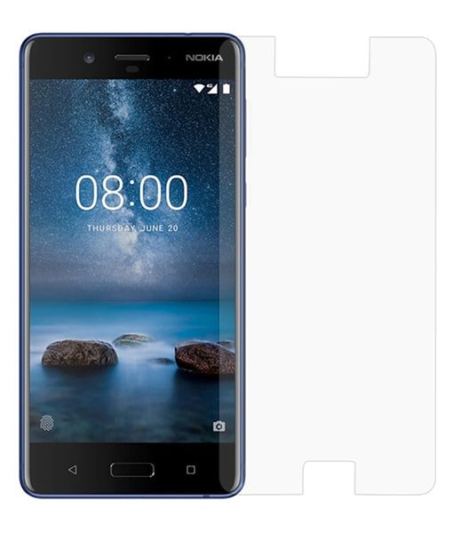 Nokia 8 Tempered Glass Panssarilasi
