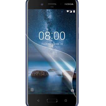 Nokia 8 Clear LCD Suojakalvo