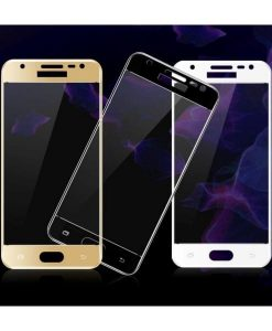 Samsung Galaxy J3 (2017) IMAK HD Full Coverage, Gold.