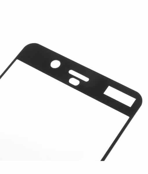 Nokia 8 Full Covering Panssarilasi, Musta.