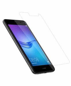 Huawei Y6 (2017) Tempered Glass Panssarilasi, Kirkas.
