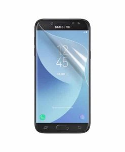 Samsung Galaxy J3 (2017) Full Coverage Suojakalvo, Kirkas.