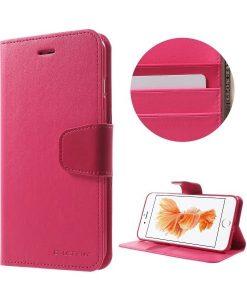 Apple iPhone 8 Plus Mercury Sonata Suojakotelo, Rose.