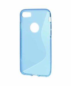 Apple iPhone 8 Geeli S-line Suojakuori, Sininen.