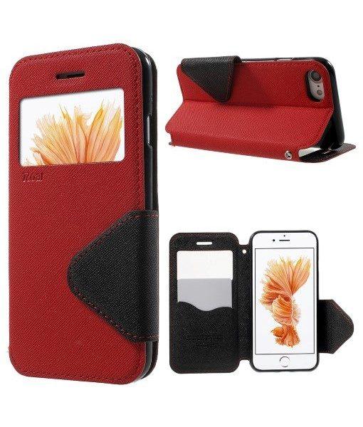 Apple iPhone 8 Roar Korea SuojaKotelo, Punainen.