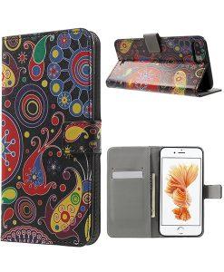 Apple iPhone 8 Plus WalletCase Suojakotelo
