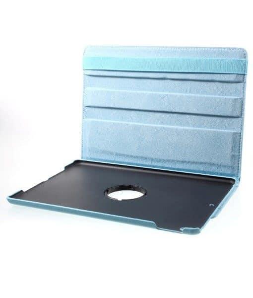 Apple iPad Pro 10.5 Rotary Stand Suojakotelo, Sininen.