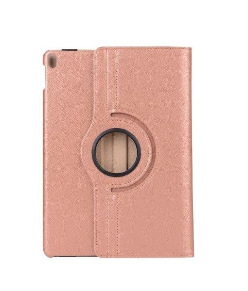 Apple iPad Pro 10.5 Rotary Stand Suojakotelo, Rose Gold.