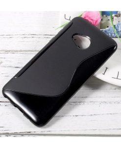 HTC U Play Geeli S-line Suojakuori, Musta.
