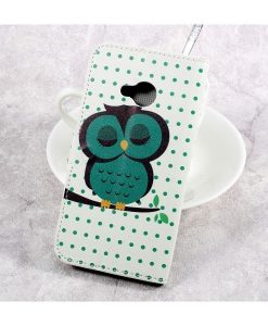HTC U Play Printing Wallet Case, Owl 1.