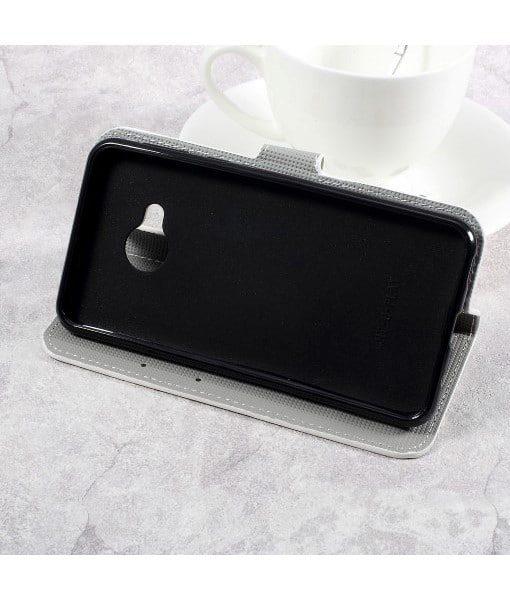 HTC U Play Printing Wallet Case, Owl 2.