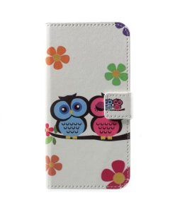 Huawei Honor 6A Printing Wallet Case, Owl 2.