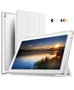 Lenovo Tab4 10 Plus Tri-fold Case, Valkoinen.