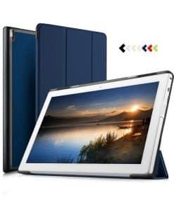 Lenovo Tab4 10 Plus Tri-fold Case, Sininen.