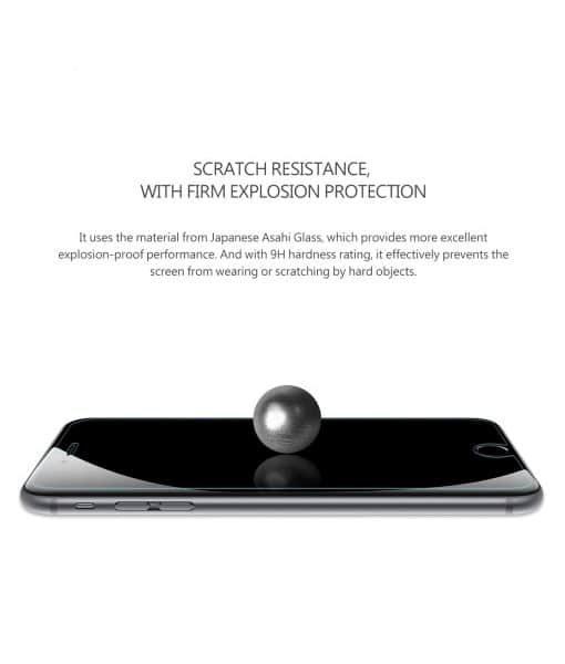Apple iPhone 8 Ultra Clear LCD Suojakalvo, Kirkas.