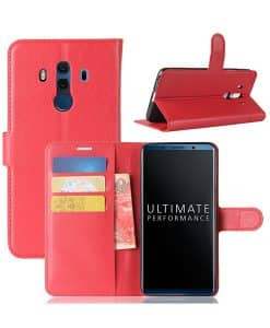 Huawei Mate 10 Pro Wallet Leather Case