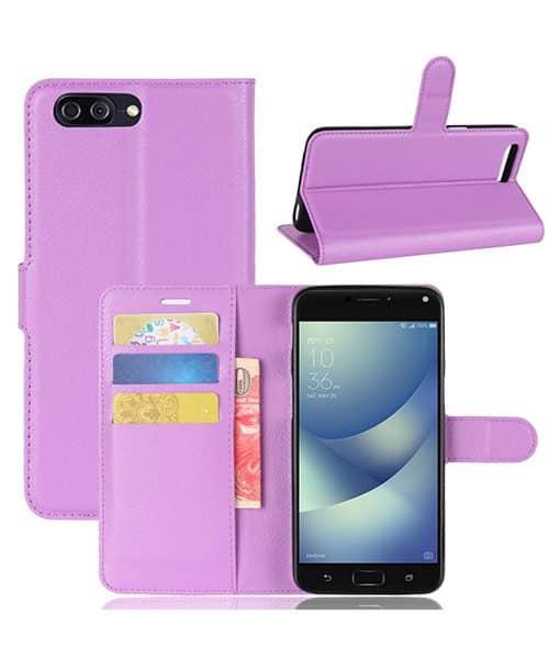 Asus ZenFone 4 Max Wallet Leather Case