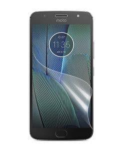 Lenovo Moto G5S Plus Clear LCD Suojakalvo, Kirkas.