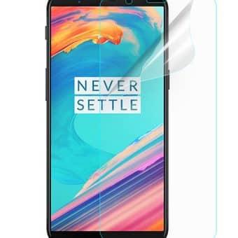 OnePlus 5T Clear LCD Suojakalvo