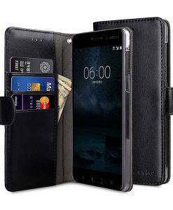 Melkco Walletcase Nokia 6