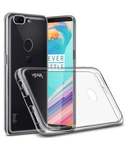 OnePlus 5T IMAK Clear Soft Case
