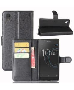 Sony Xperia L1 Wallet Leather Case