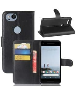 Google Pixel 2 XL Wallet Leather Case