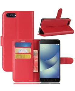 Asus Zenfone 4 Max Wallet Leather Case
