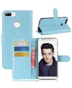 Huawei Honor 9 Lite Wallet Leather Case