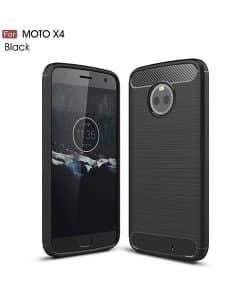 Lenovo Moto X4 Carbon Fiber Case