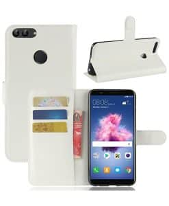 Huawei P Smart Wallet Leather Case