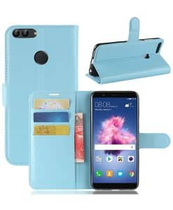Huawei P Smart Wallet Leather Case